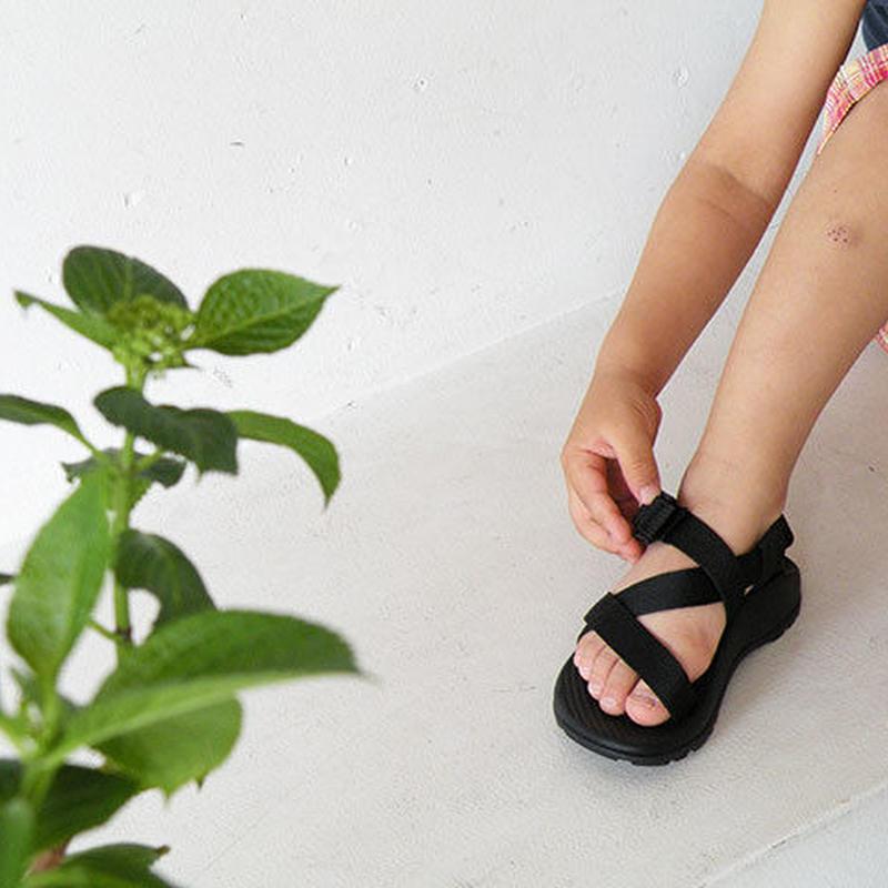 チャコ サンダル ブラック (chaco) 16~23cm