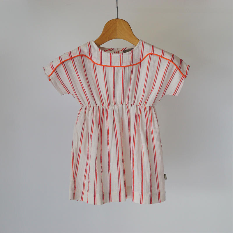 Pippa baby dress OFFWHITE  (kids case) 80cm