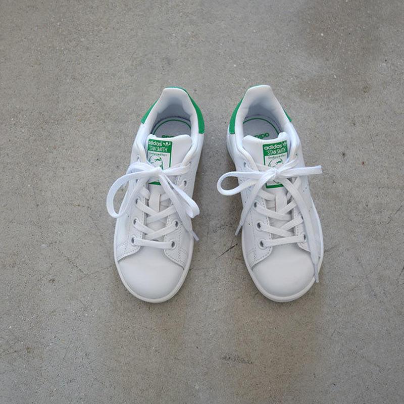 スタンスミスEL GREEN (adidas)17~21.5cm