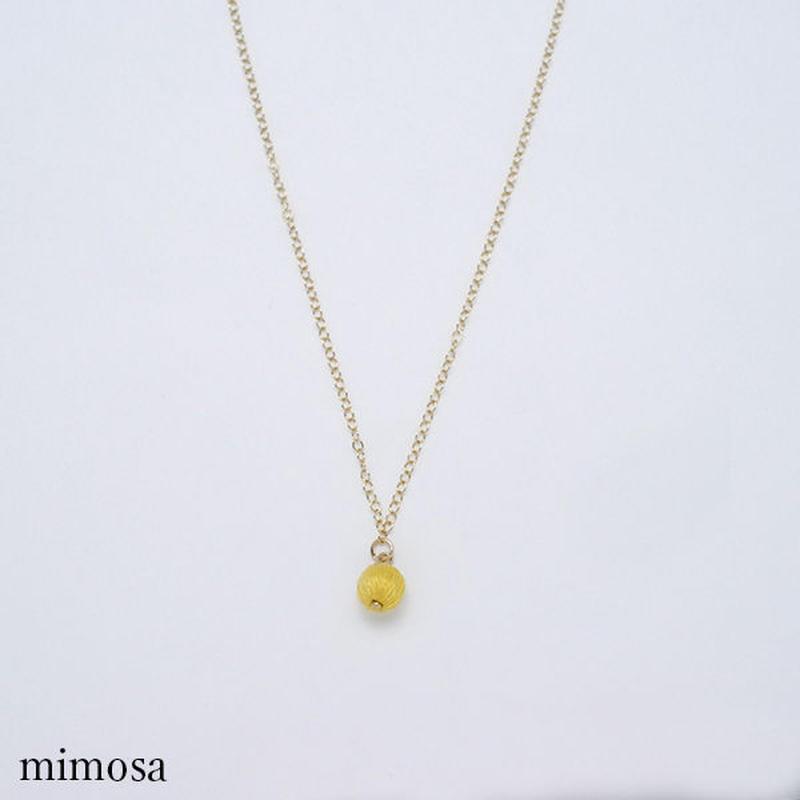 tsubu necklace