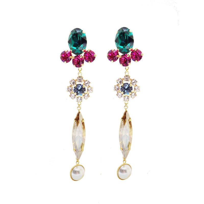 Drop Bijoux Earring