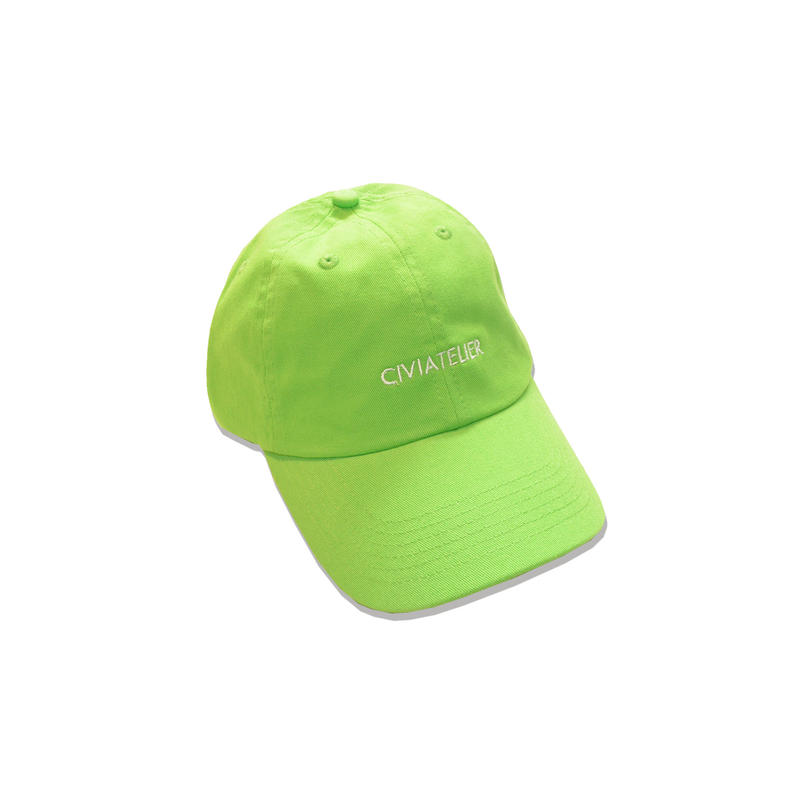 Civiatelier Just only one cap ( WWJD Remake ver.3 ) NEON GREEN