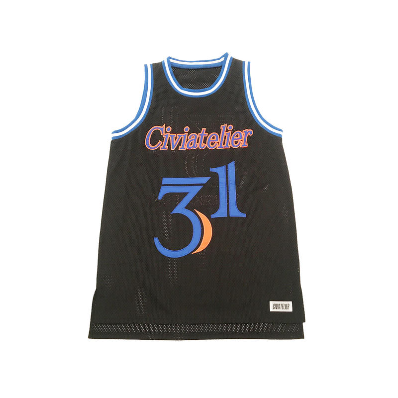 Civiatelier Original basket jersey tanktop バスケットジャージ ユニフォーム