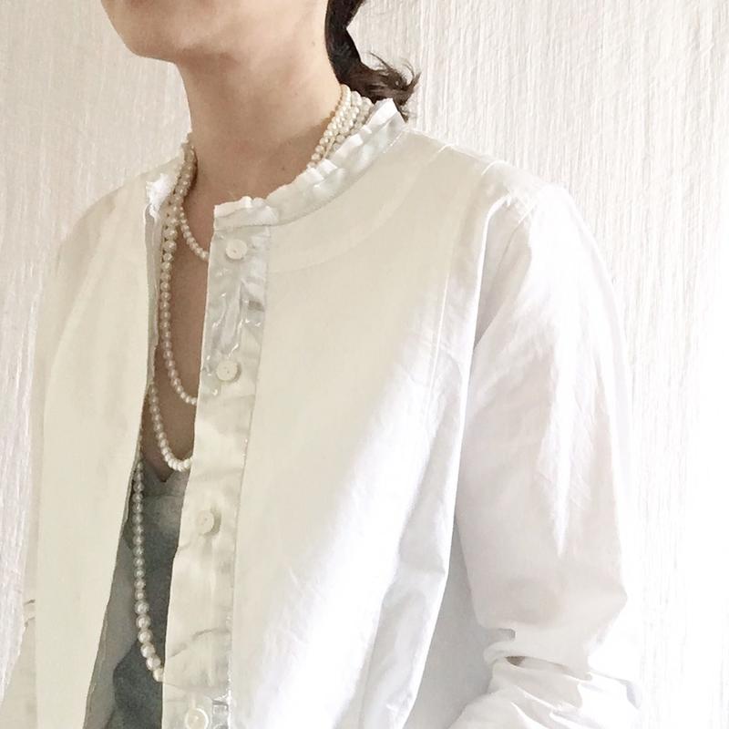 BOUTIQUE  cotton x metal shirts  TG-2700