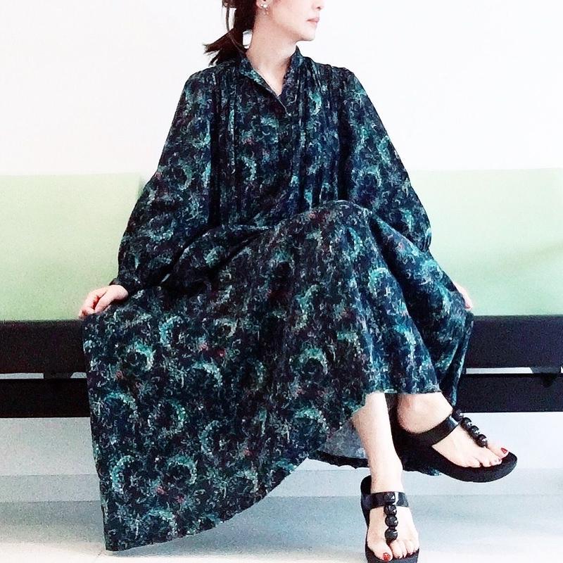 BOUTIQUE  negligee dress TA-RW-02 (bag付)