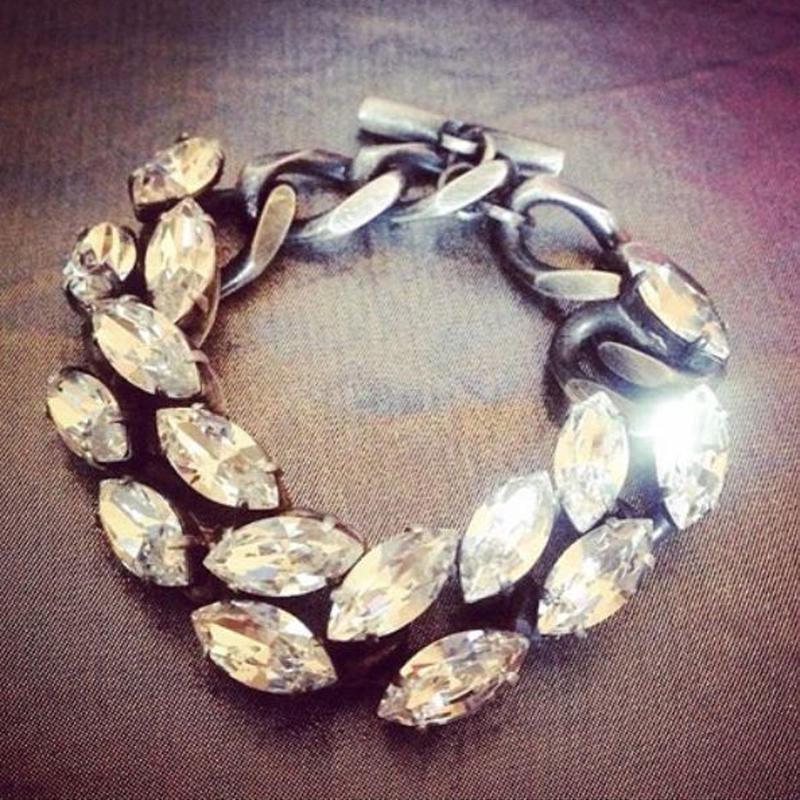 swarovski x chain bracelet TZ-2900