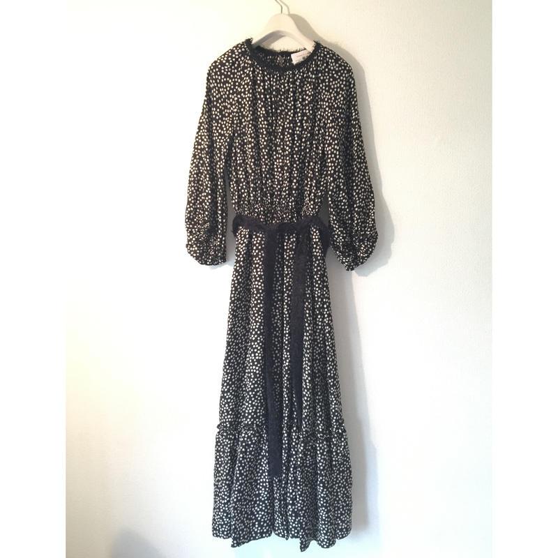 BOUTIQUE confetti print dress  TE-3400