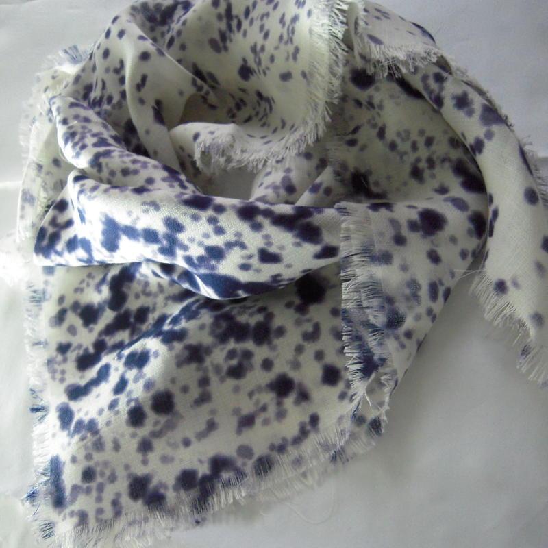 スプラッシュ スカーフ