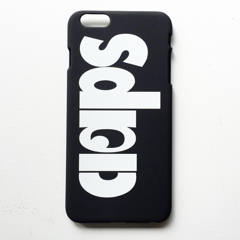 CLAPS BASIC LOGO HARD iPhone Case