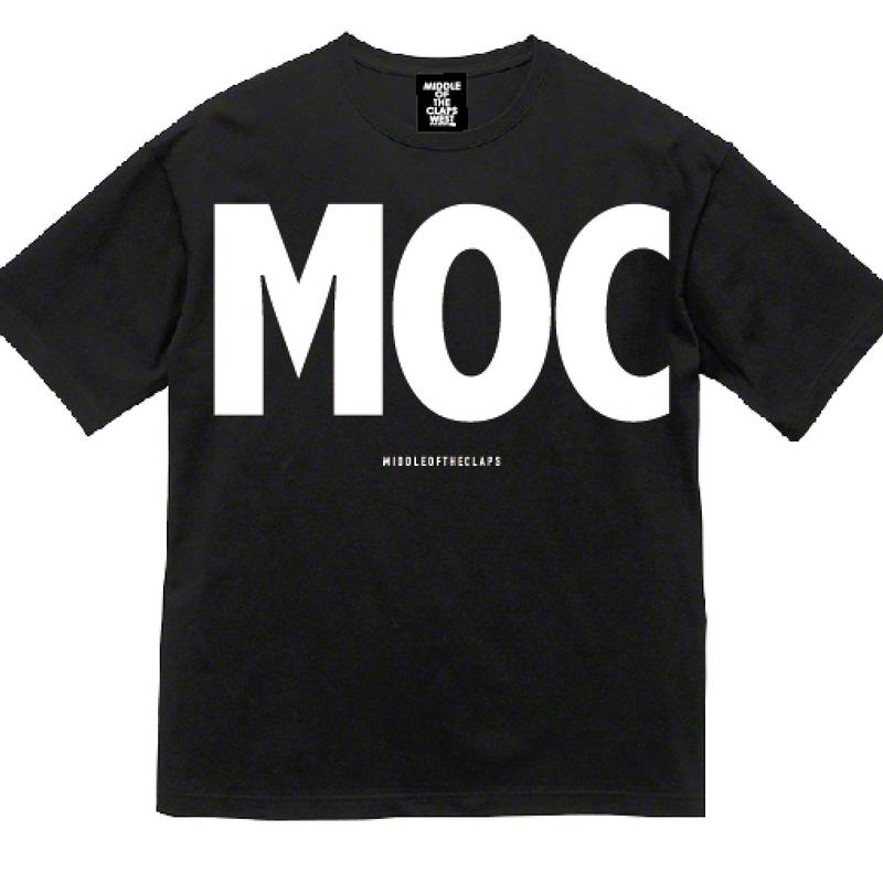 BIG MOC TEE (BLACK)