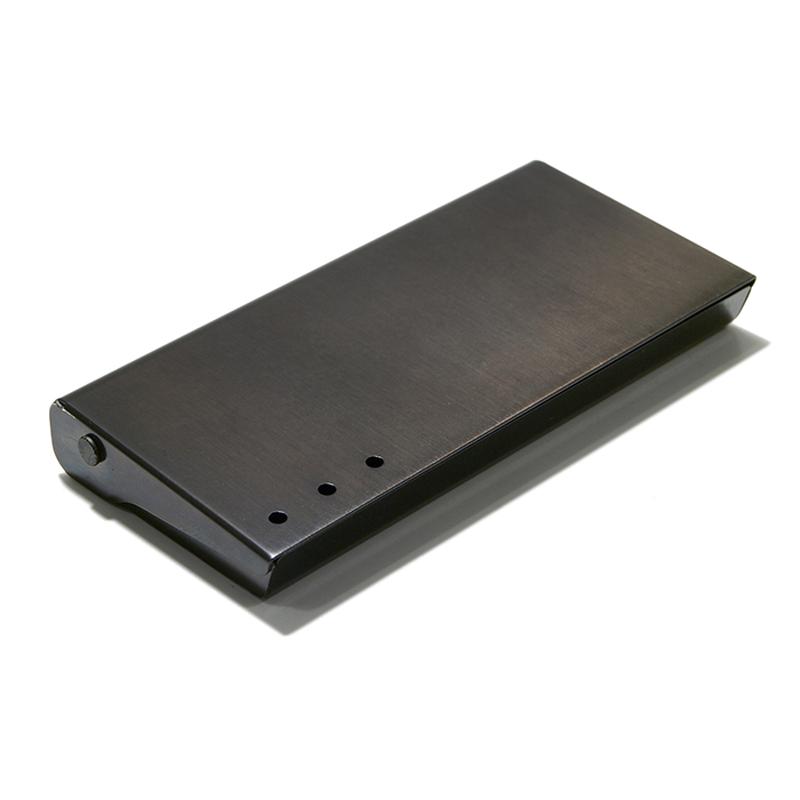 PILL CONTAINER - BLACKENING / ピルコンテナ ブラックニング / CLPL-BK