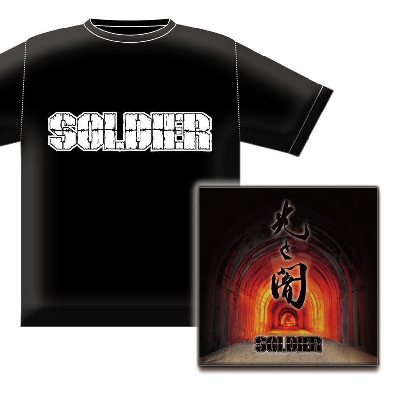 """NEW RELEASE SPECIAL PAC """"光と闇"""" & SOLDIER-T"""