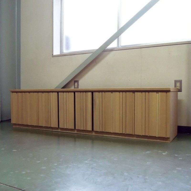 【展示品】カリモク家具 TVボード/ソリッド