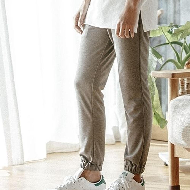 ANGENEHM(アンゲネーム) Ponti Jogger Ankle Pants パンツ