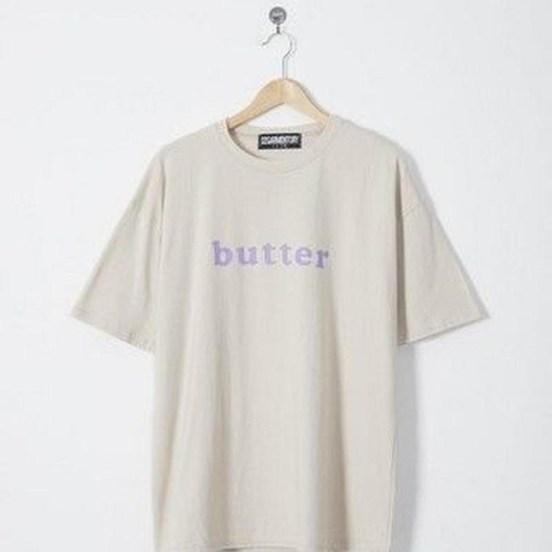 butter print Tシャツ