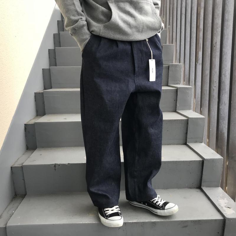 """weac.(ウィーク) """"COOK PANTS(コックパンツ)"""" DENIM"""