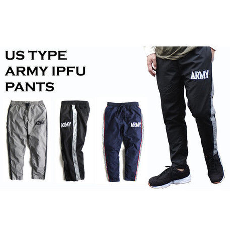 US ナイロン ARMY PANTS ユニセックス