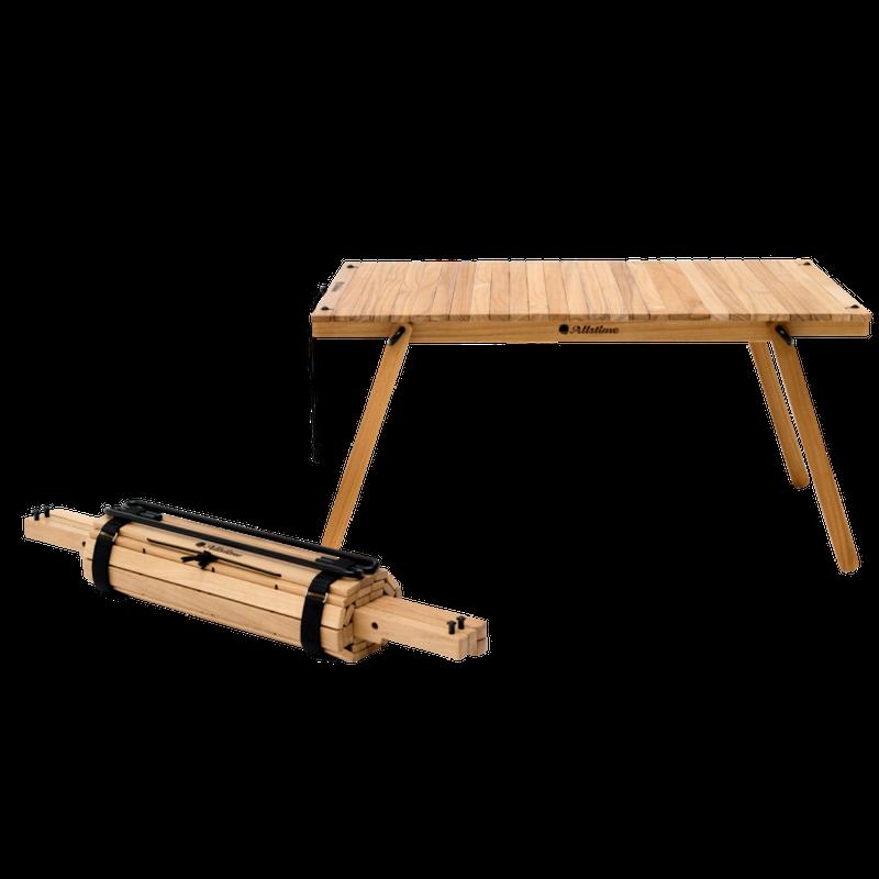 DOOGOO TIME THE TABLE 420[oak]