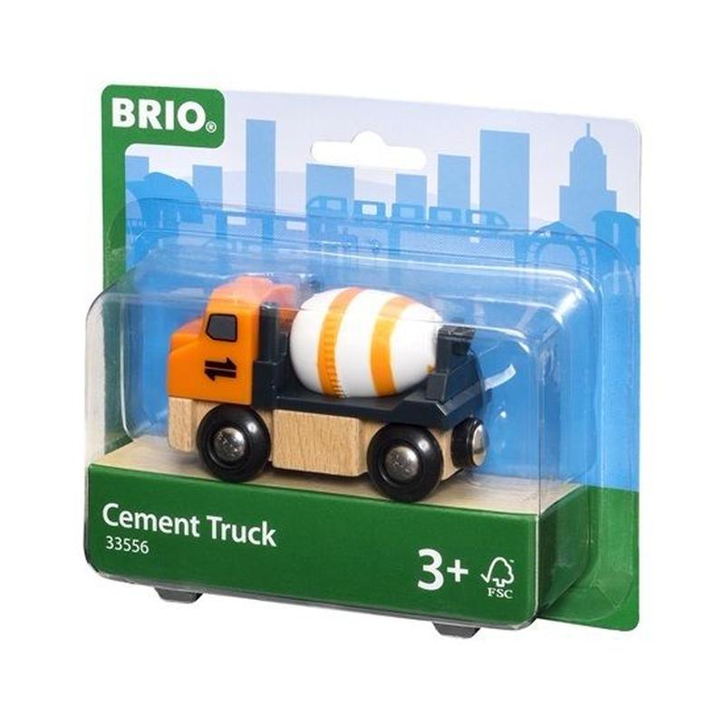 BRIO(ブリオ) セメントトラック
