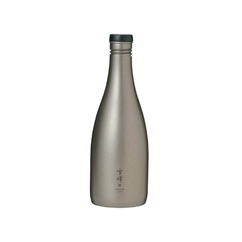 snow peak 酒筒(さかづつ)Titanium
