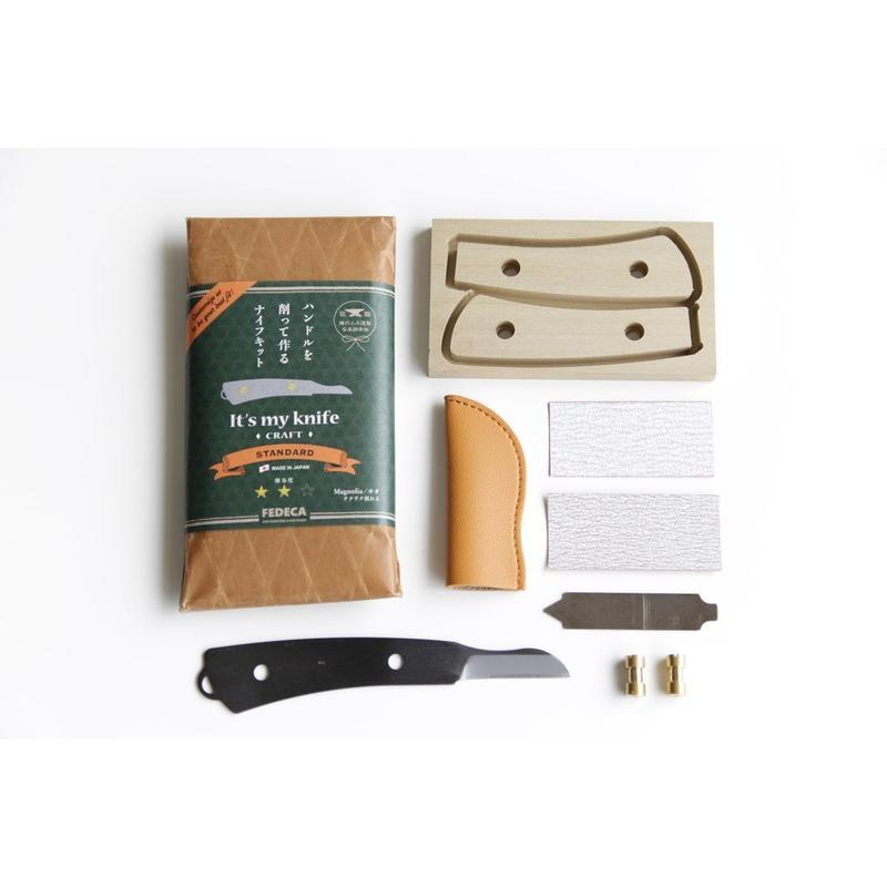 FEDECA It's my Knife craft Standard