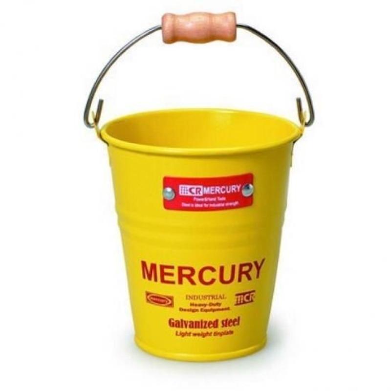 MERCURY ブリキミニバケツ