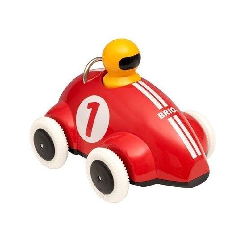 BRIO(ブリオ) プッシュ&ゴー・レーサーカー