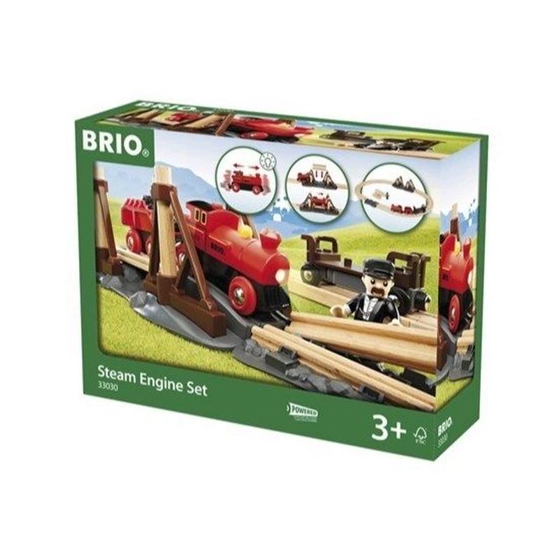BRIO(ブリオ) スチームエンジンセット