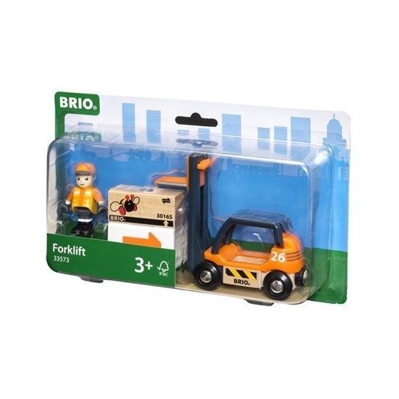 BRIO(ブリオ) フォークリフト