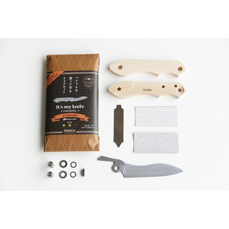 FEDECA It's my Knife Folding Standard