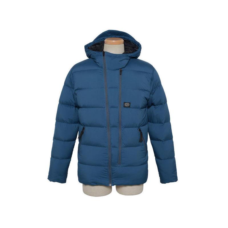 snow peak'(スノーピーク) ユーティリティポケットダウンジャケット  サイズM  ブルー