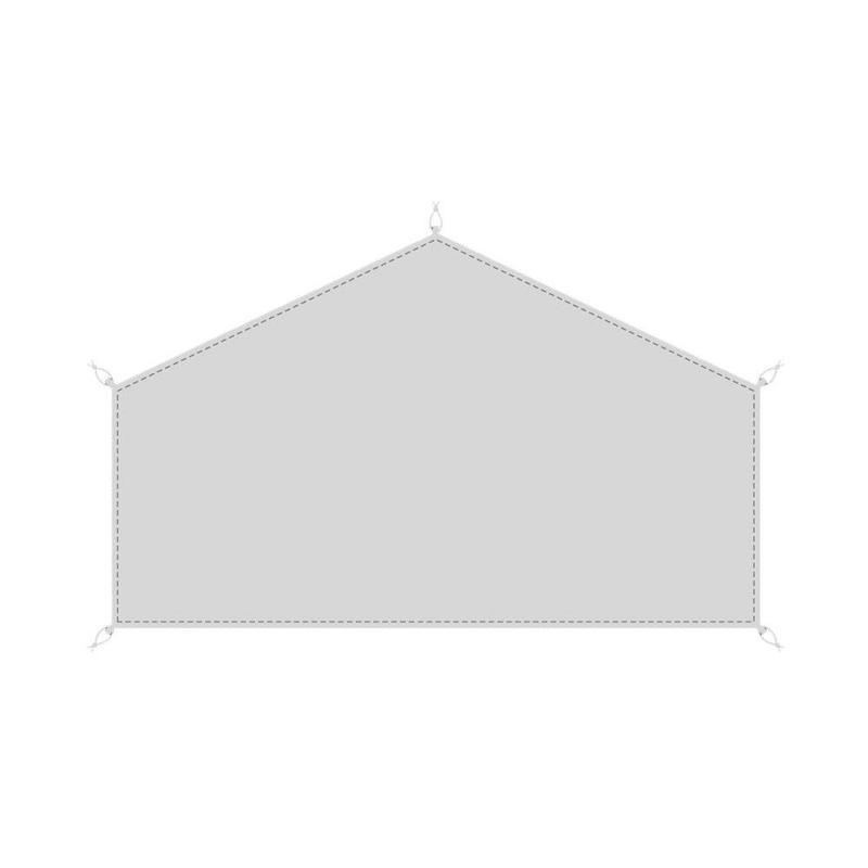 snow peak(スノーピーク) ヘキサイーズ1 グランドシート【2018年12月22日発売】