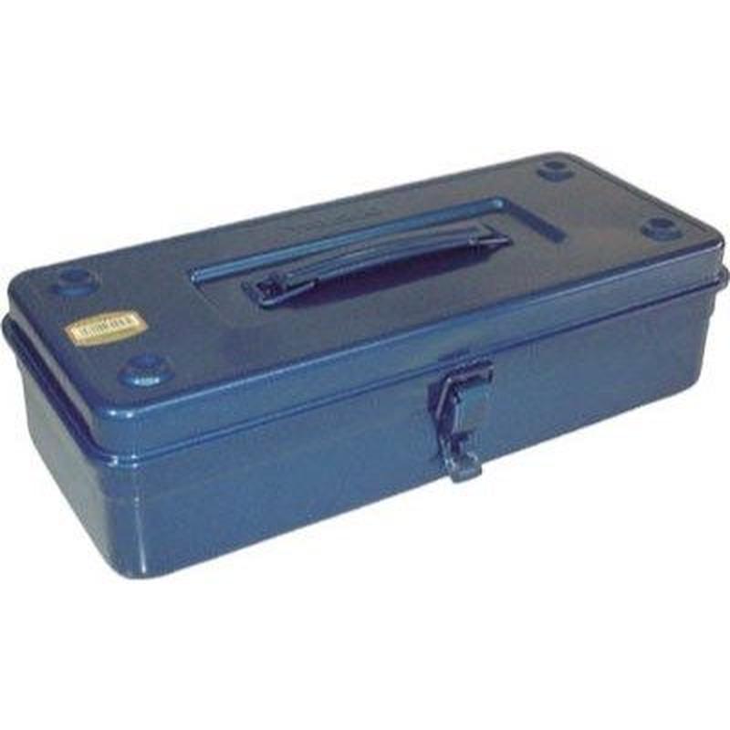 トランク型ツールボックス ブルー