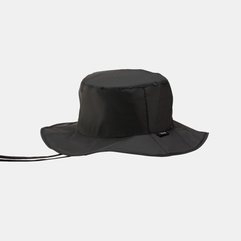 KiU ブラック(Safari Hat)