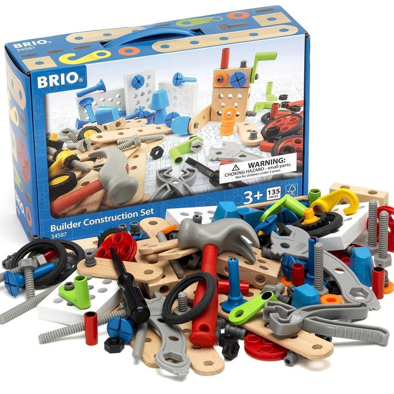 BRIO(ブリオ) ビルダーコンストラクションセット