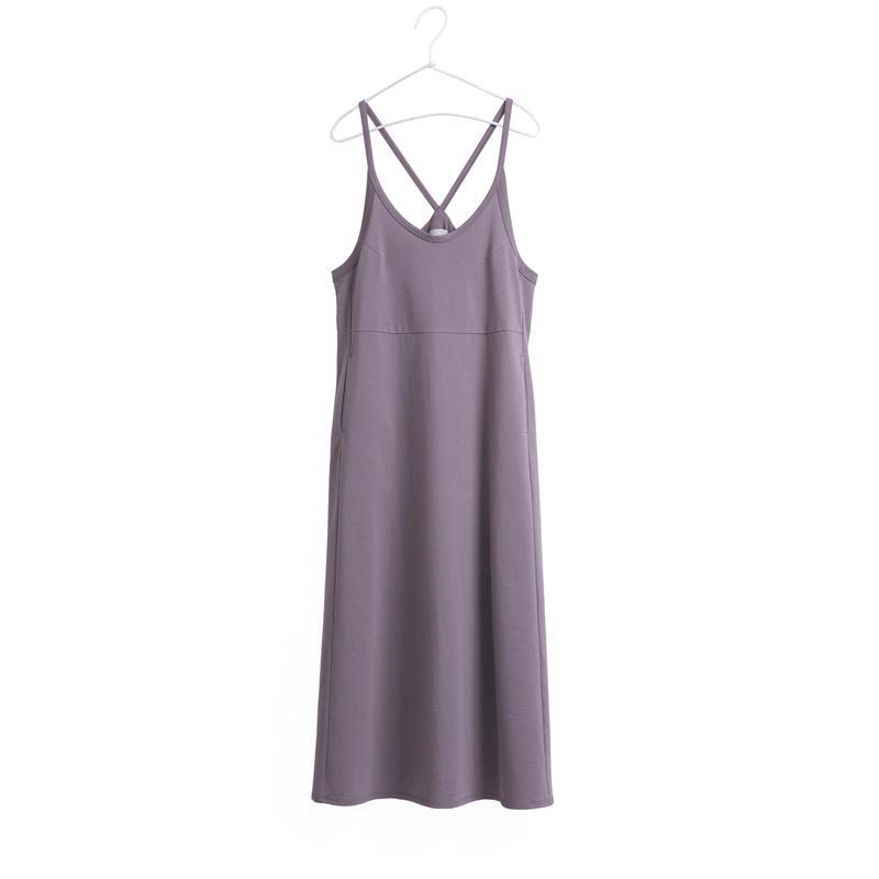 shoulder strap dress