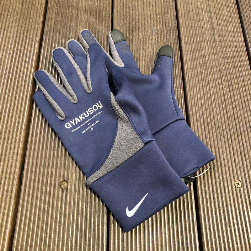 GYAKUSOU / Thermal Running Gloves