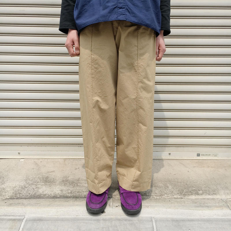PIN TUCK LONG 【 NECESSARYORUNNECESSARY 】