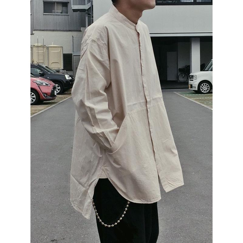 APRON SHIRT【 ORDINARY FITS 】