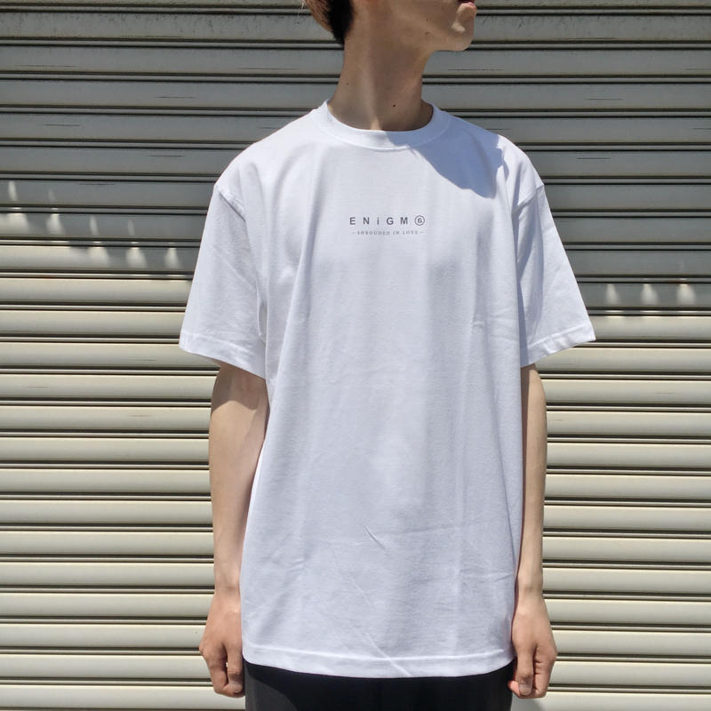 BRAIN WAVE T-SHIRT 【 ENiGM@ 】