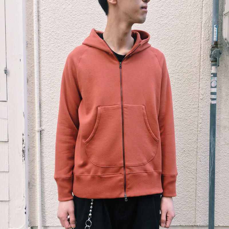 BRIGHT ZIP PARKA 【CURLY 】