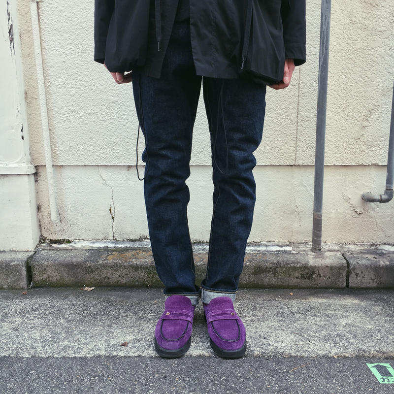 SLIM FIT JEANS【 HANDROOM 】