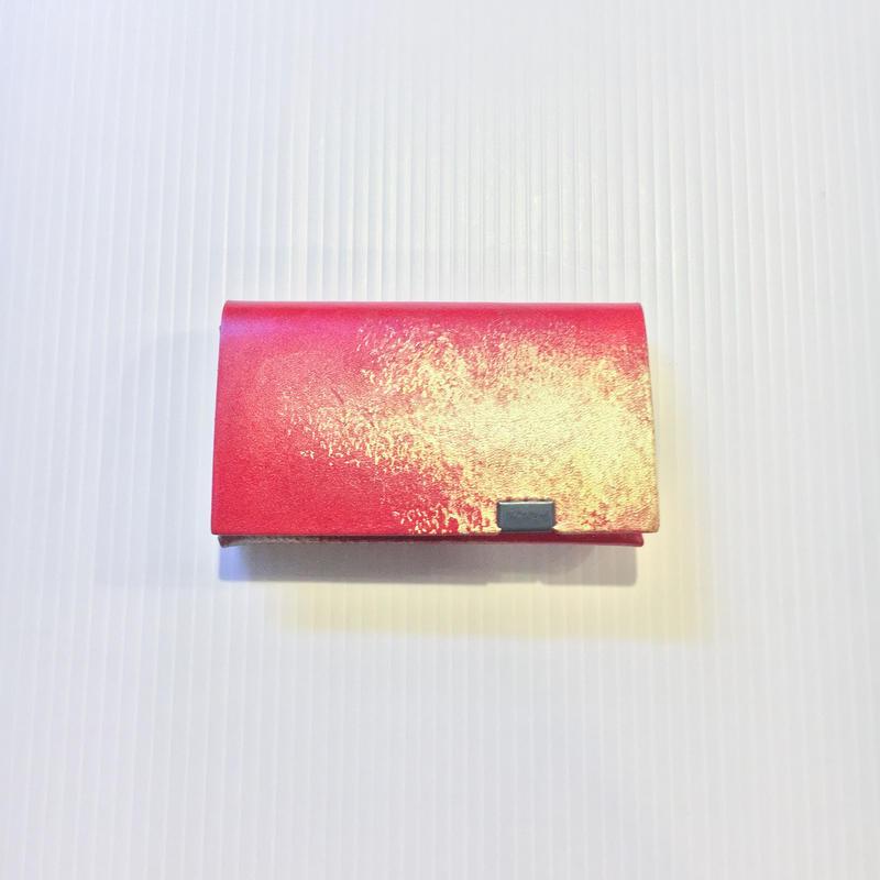 雲母 -カードケース- 【 所作 】