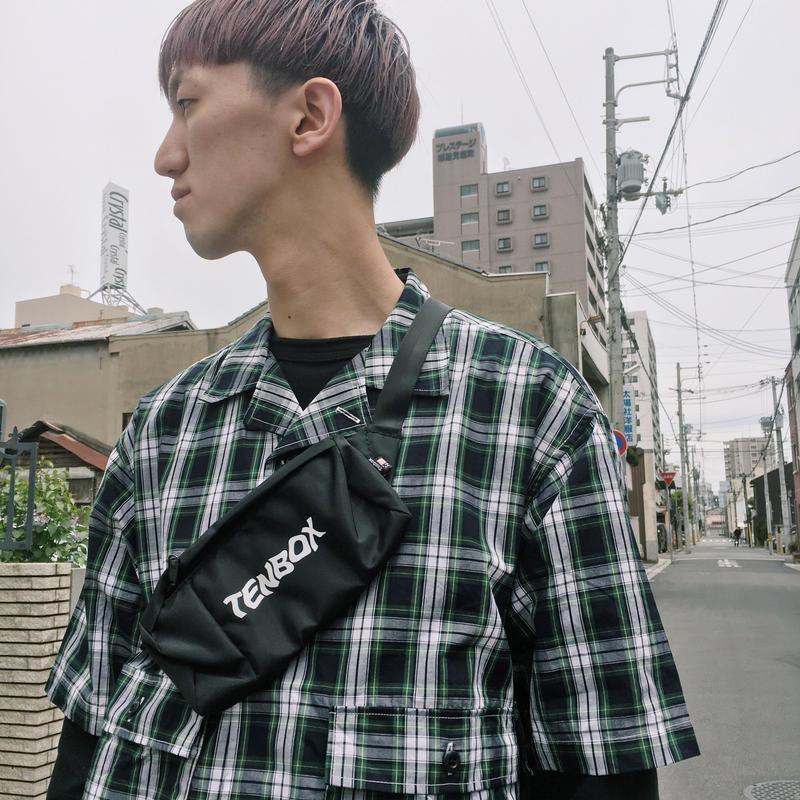 TENBOX FANNY PACK 【 TENBOX 】【 10匣 】
