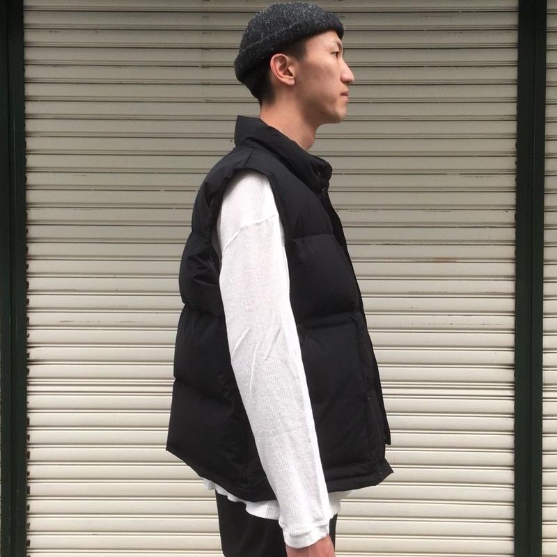 ASTOR VEST  【CURLY】