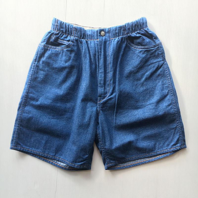 DENIM EASY SHORTS 【 WESTOVERALLS 】