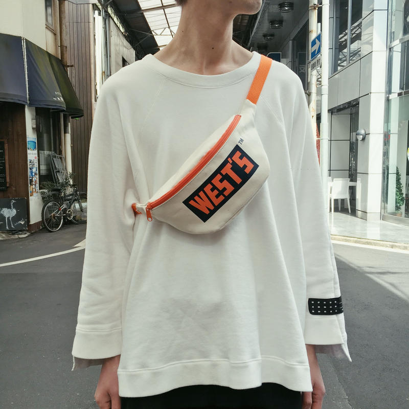 WEST'S POUCH 【 WESTOVERALLS 】