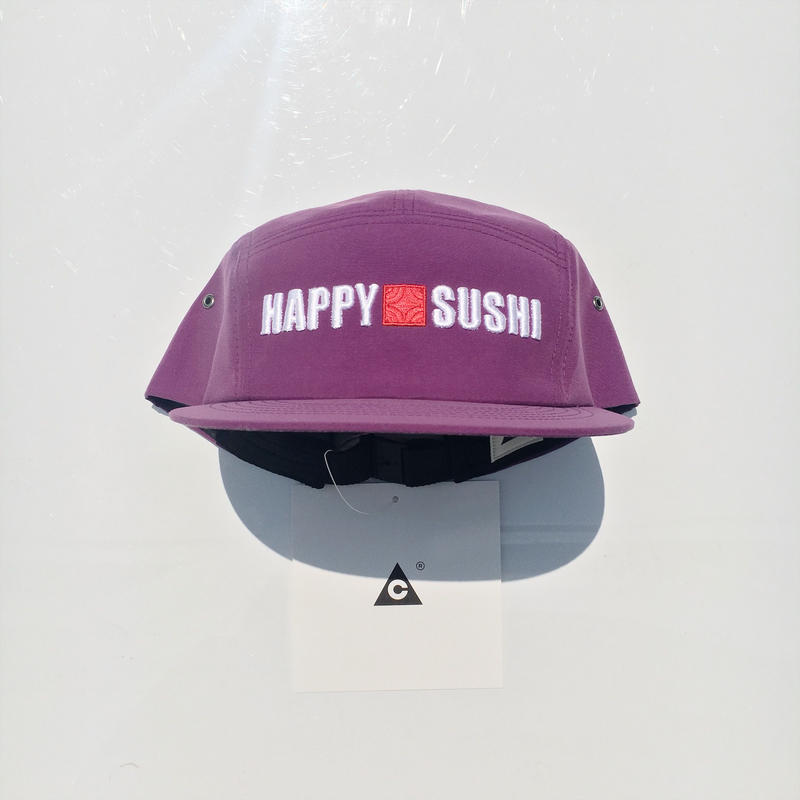 HAPPY SUSHI CAP  【 THE MONGOLIANCHOPPSSS 】
