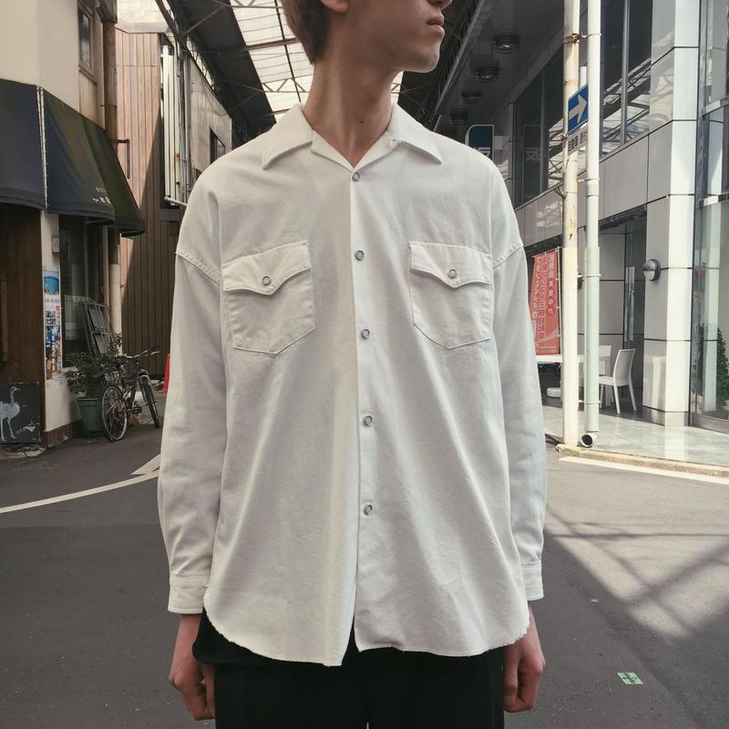 DENIM SHIRTS 【 WESTOVERALLS 】