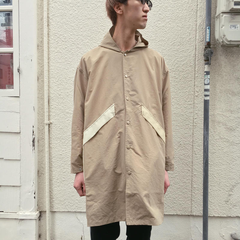 RAINSUNBURN BENCH COAT 【TRAINER BOYS】